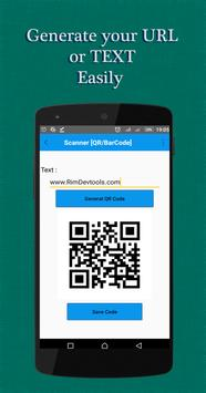 QR scanner pro screenshot 1