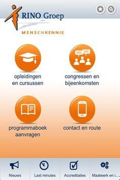 RINO Groep poster