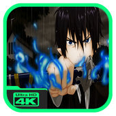 Rin Okumura Wallpaper Hd For Android Apk Download