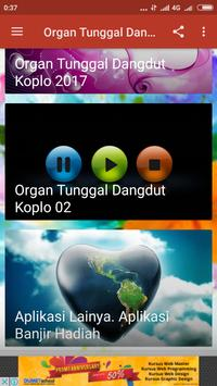 Organ Tunggal Dangdut Koplo 2017 apk screenshot