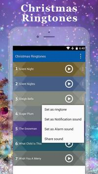 Christmas ringtones,Merry Christmas Ringtone apk screenshot