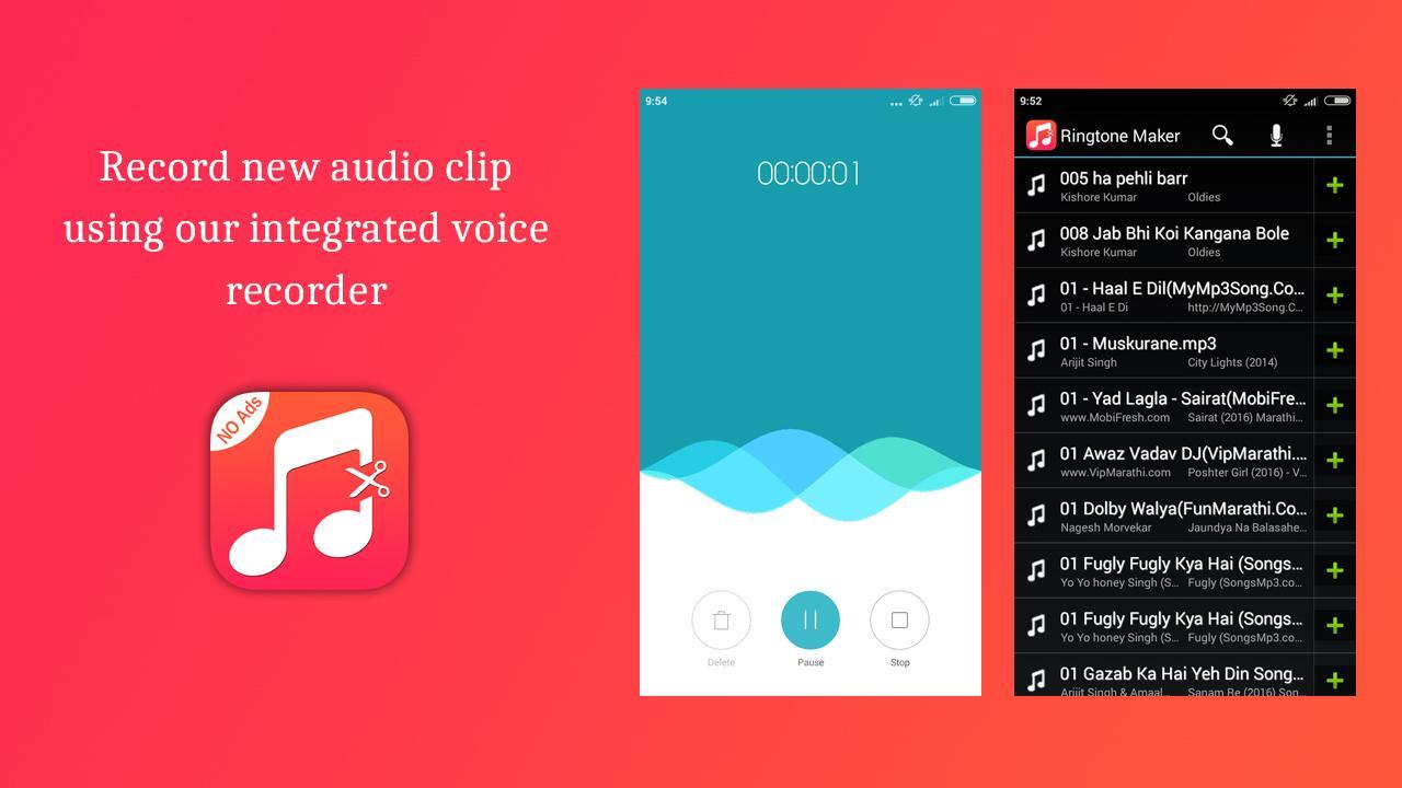 🎶 Free Ringtone Cutter and Ringtone Maker for Android - APK Download