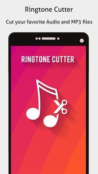 Ringtone Maker & MP3 Cutter poster