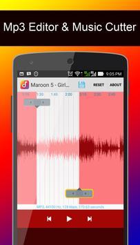 Ringtone Maker - Create Free Ringtones From Music screenshot 1