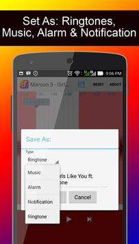 Ringtone Maker - Create Free Ringtones From Music screenshot 2