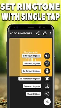 AC DC Ringtones Free screenshot 1