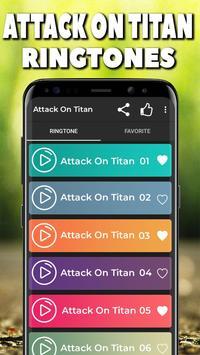 Attack On Titan Ringtones Free ⭐⭐⭐⭐⭐ poster