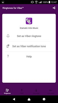 Ringtones for Viber™ screenshot 3