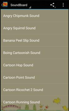 Cartoon sound FX 2 0 (Android) - Download APK
