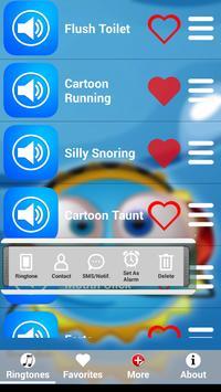 Crazy Ringtones apk screenshot
