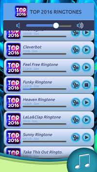 Top 2017 Ringtones screenshot 1