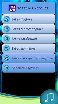 Top 2017 Ringtones screenshot 2