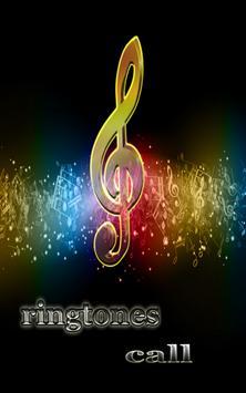 ringtones call poster