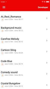 Popular Film music ringtones screenshot 2