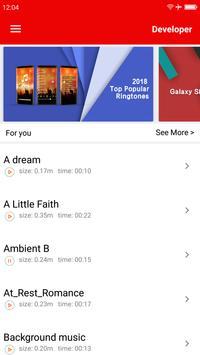 Popular Film music ringtones screenshot 3