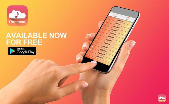 Best iphone 7 ringtones screenshot 1