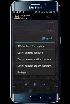 Islamic ringtones 2018 screenshot 1