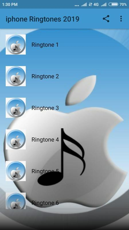 iphone ringtones 2019