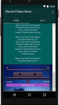 Rachel Platten Music Ringtones screenshot 1