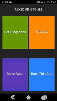 Mix Ringtones for Galaxy Note4 poster