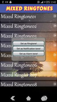 Mix Ringtones for Galaxy Note4 apk screenshot
