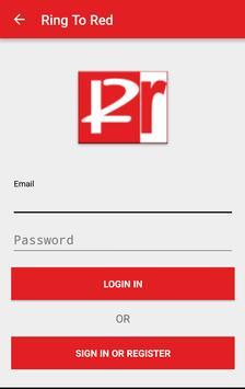 RingToRed apk screenshot