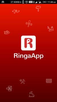 RingaApp poster