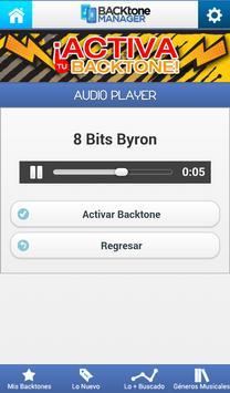 Backtone Manager screenshot 5