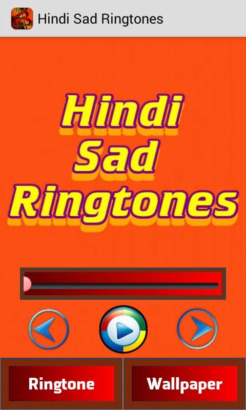 ringtone download hindi sad
