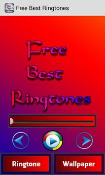 Free Best Ringtones poster