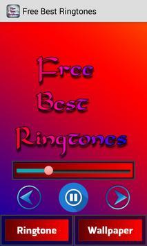 Free Best Ringtones screenshot 1