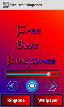 Free Best Ringtones screenshot 2