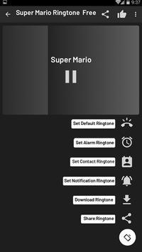 Super Mario Ringtones Free screenshot 1
