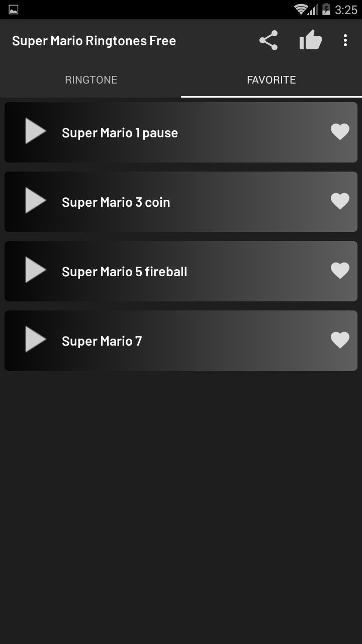 Super Mario Ringtones Free for Android - APK Download