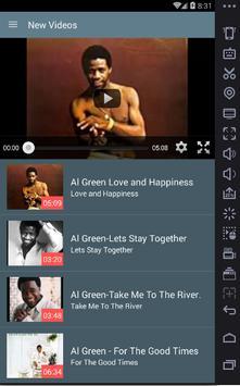 Al Green Songs poster