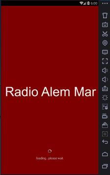 Radio Portugal Alem Mar poster