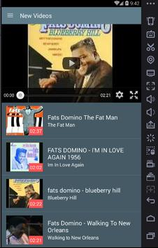 Fats Domino Songs poster