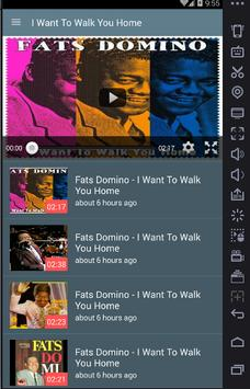 Fats Domino Songs apk screenshot