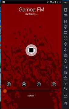 Radio For Gamba FM Cordoba apk screenshot