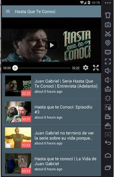 Musica De Juan Gabriel poster