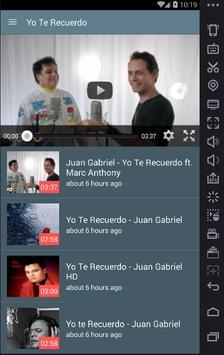 Musica De Juan Gabriel apk screenshot
