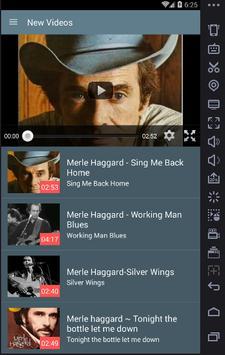 Merle Haggard Songs poster