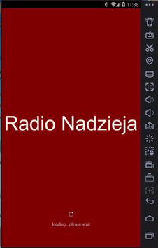 Radio Nadzieja poster