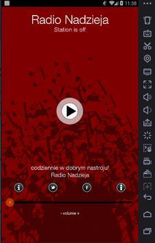 Radio Nadzieja apk screenshot