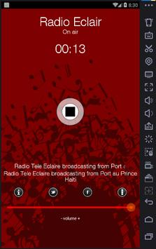 Radio Tele Eclair Haiti apk screenshot
