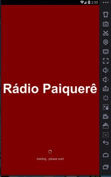 Rádio Paiquerê poster