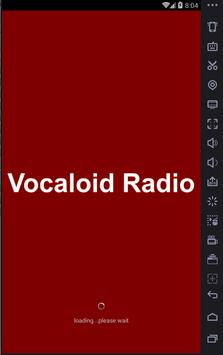 Radio For Vocaloid poster