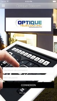 Optique Télécom poster
