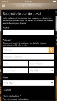 Optique Télécom screenshot 1