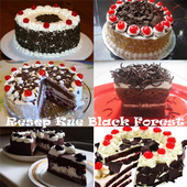 Aneka Resep Kue Black Forest icon
